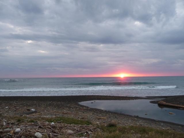 種子島 今日の波 東海岸